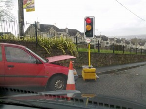 Mobile Traffic Lights 1